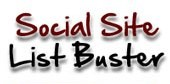 Social Site List Buster